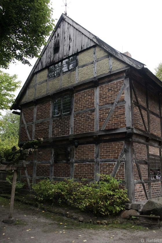 Gebäude mit Ziegelmauer (OMZ), Bad Zwischenahn