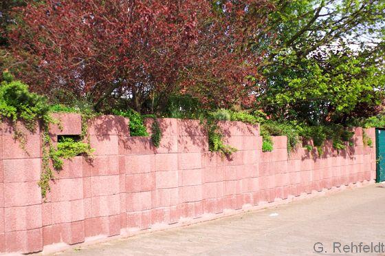 Sonstige Mauer/Wand (OMX), Braunschweig