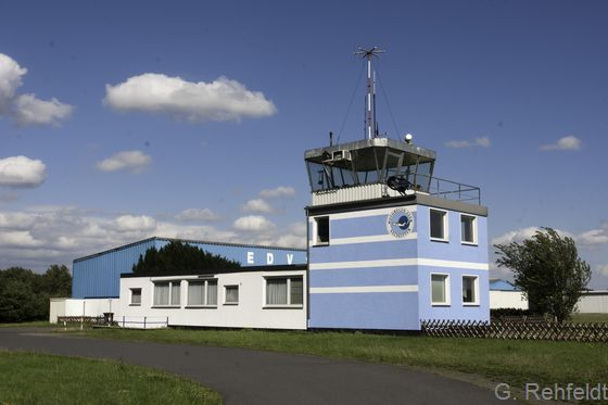 Flugplatzgebäude (OAF), Salzgitter