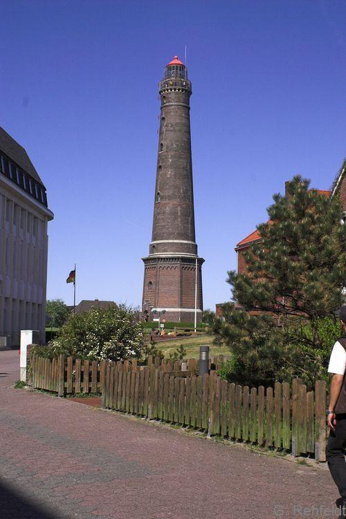 Sonstiges Gebäude des Schiffsverkehrs, Leuchtturm (OAS), Borkum