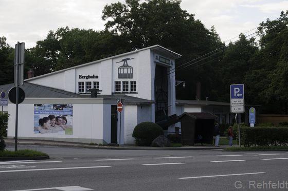 Sonstige Verkehrsgebäude, Seilbahn (OAZ), Bad Harzburg
