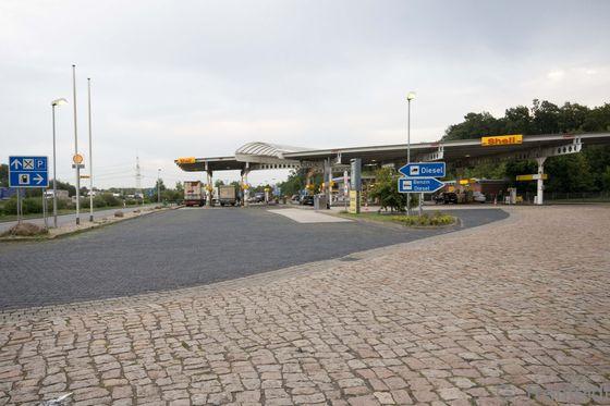 Autobahnraststätte (OAV), Wendeburg