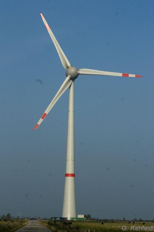 Windkraftwerk (OKW), Emden