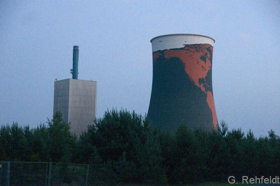 Verbrennungskraftwerk (OKB), Haren