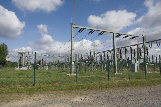 Stromverteilungsanlage - Umspannwerk (OKV), Vienenburg