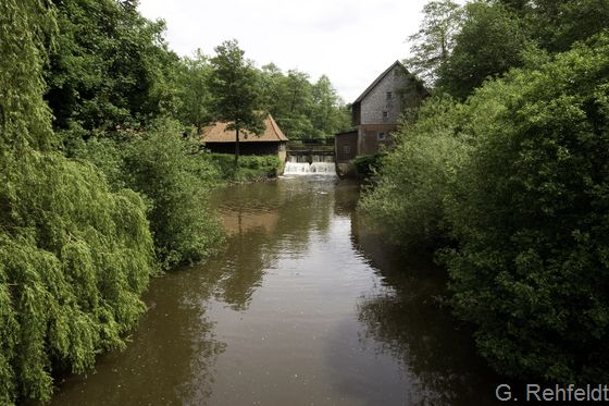 Wasserkraftwerk, Mühle (OKF), Meppen