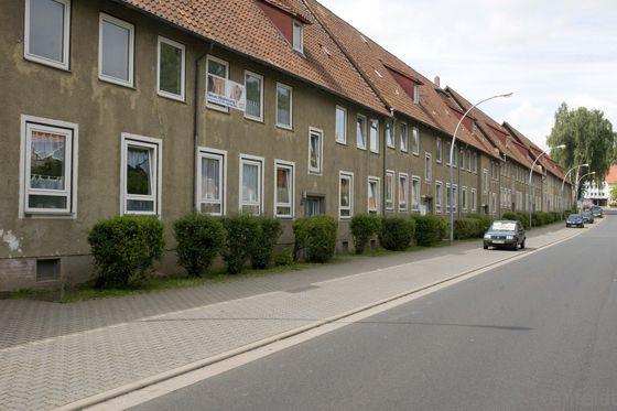 Geschlossene Blockrandbebauung (OBR), Salzgitter