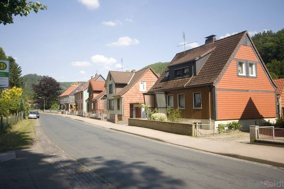 Verdichtetes Einzelhausgebiet (OED), Sieber