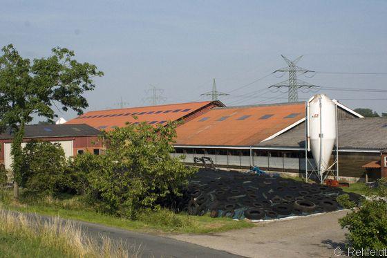 Landwirtschaftliche Produktionsanlage (ODP), Esklum