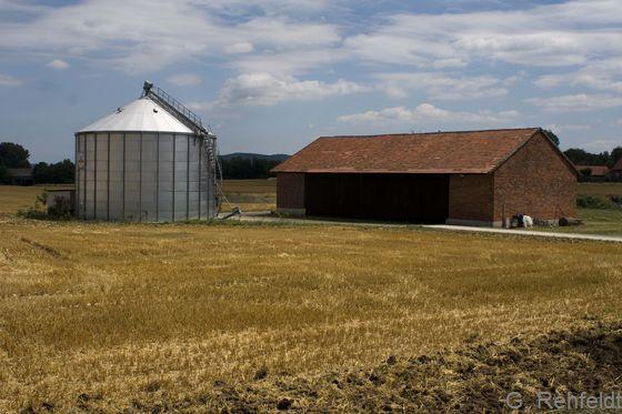 Landwirtschaftliche Produktionsanlage (ODP), Berwartshausen