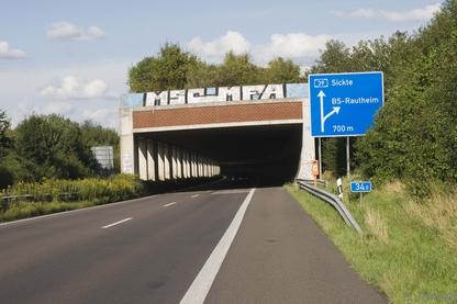 Offener Autobahntunnel (OVT), Braunschweig
