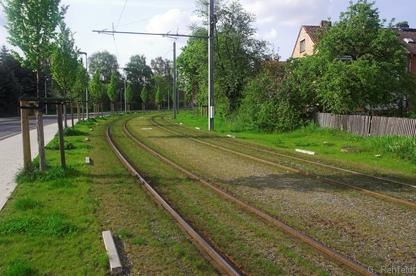 Straßenbahnanlage (OVE), Braunschweig