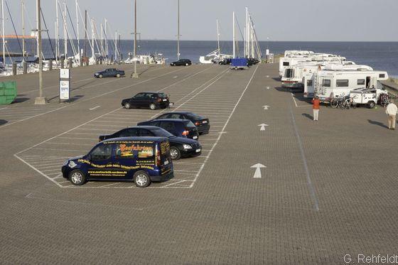 Parkplatz (OVP), Horumersiel