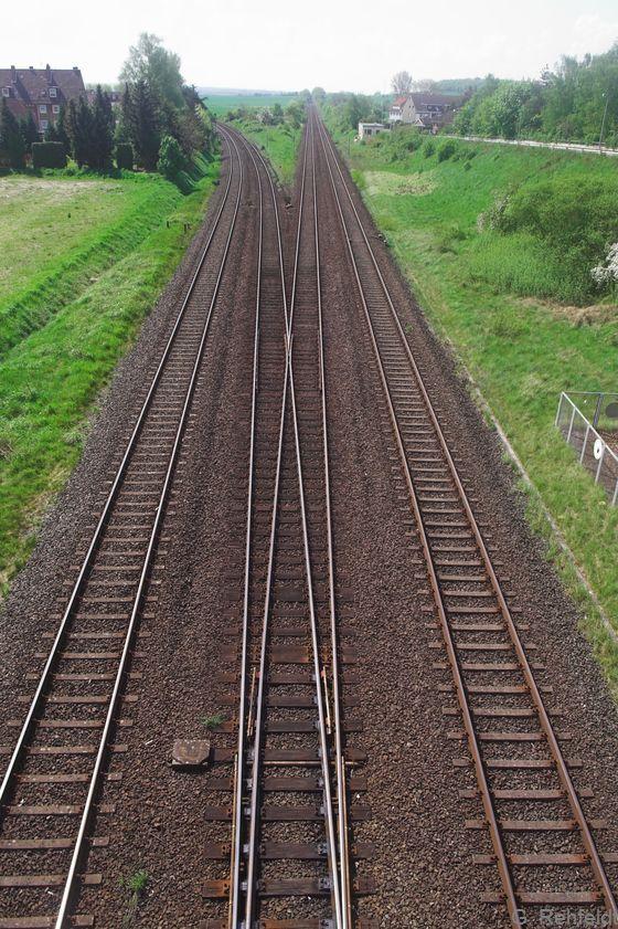 Gleisanlage (OVE), Braunschweig