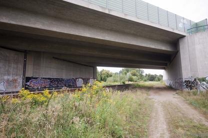 Autobahnbrücke (OVB), Braunschweig