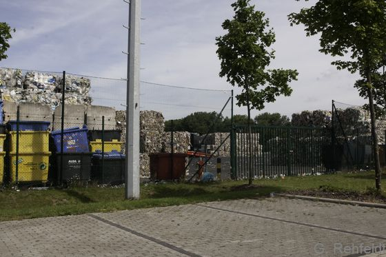 Abfallsammelplatz (OSA), Braunschweig