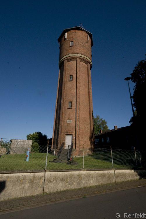 Sonstige wasserbauliche Anlage, Wasserturm (OWZ), Salzgitter