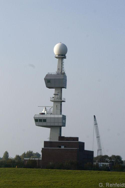 Funktechnische Anlage, Radaranlage (OT), Emden