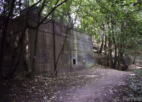 Bunker - Fledermausquartier (OYB), Braunschweig