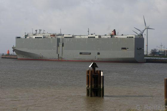 Hafenbecken im Küstenbereich (KYH), Emden