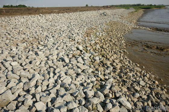 Steinschüttung an Fließgewässern (OQS), Ems Oldersum