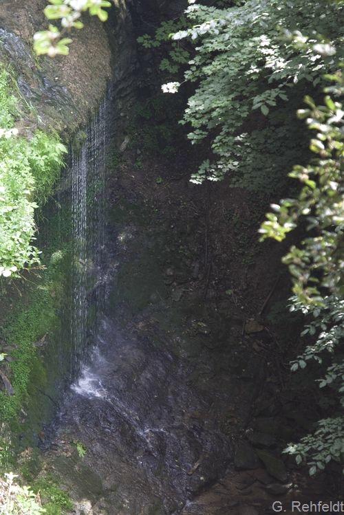 Natürlicher Wasserfall (FSN), Langenfeld