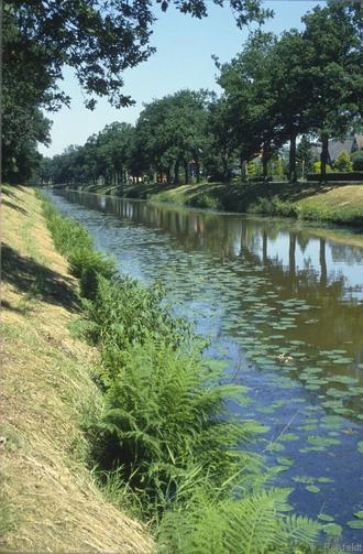 Kleiner Kanal (FKK), Ems-Vechte-Kanal Nordhorn