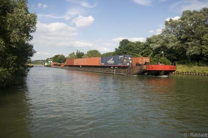 Mittellandkanal (FKG) bei Braunschweig