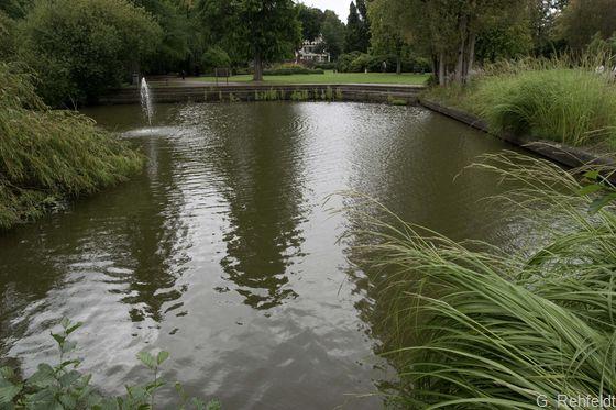 Stillgewässer in Grünanlagen (SXG), Parkteich Bad Zwischenahn