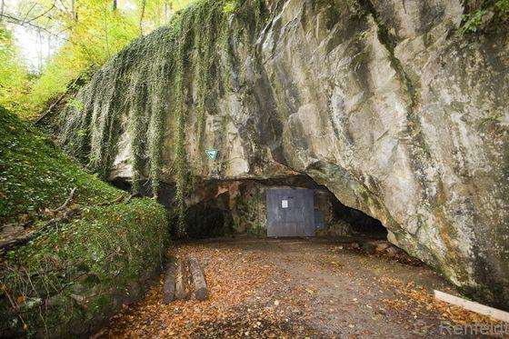 Natürliche Kalkhöhle (ZHK), Iberg Bad Grund