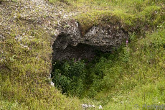 Natürliche Gipshöhle (ZHG), Othfresen